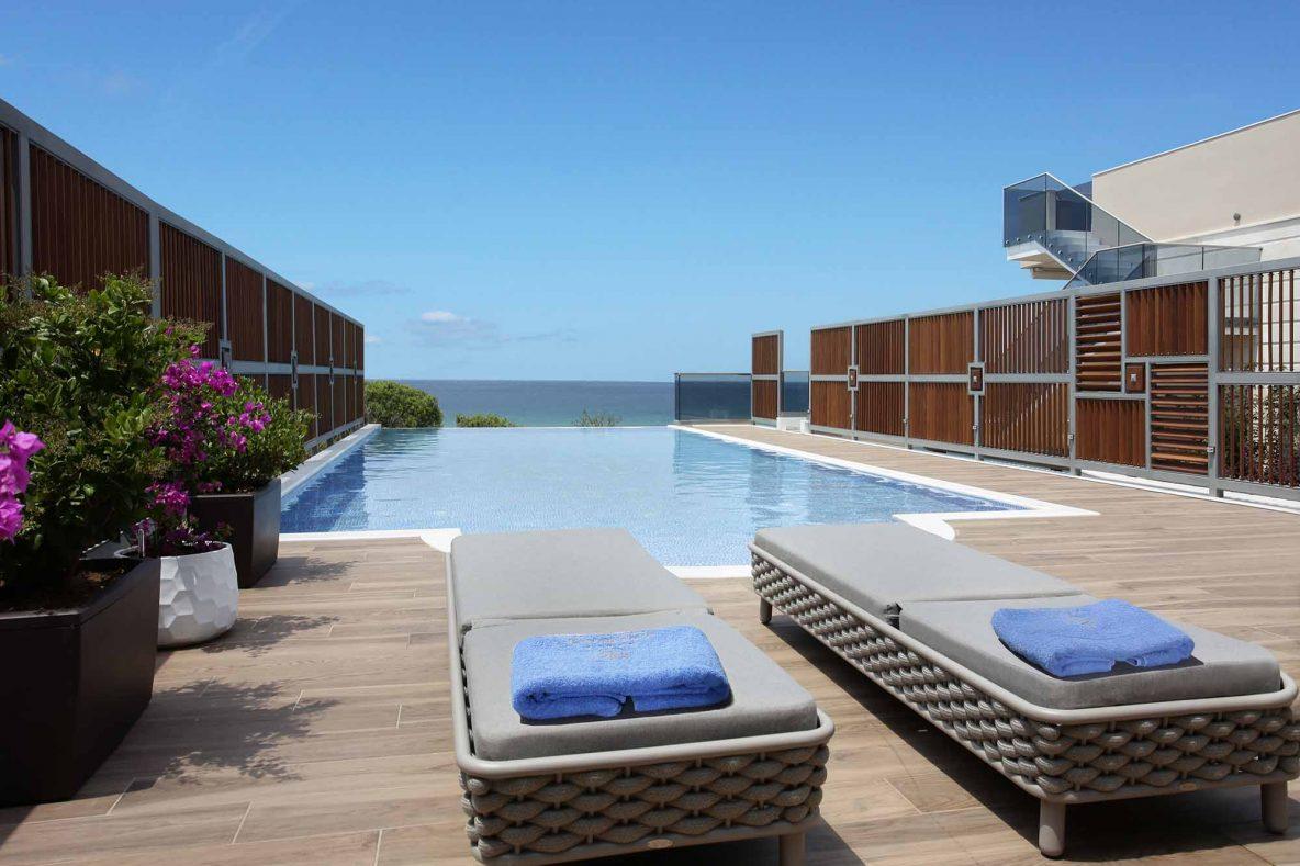 Royal Suite pool